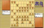 大山先生VS升田先生の棋譜を鑑賞しよう 第154局